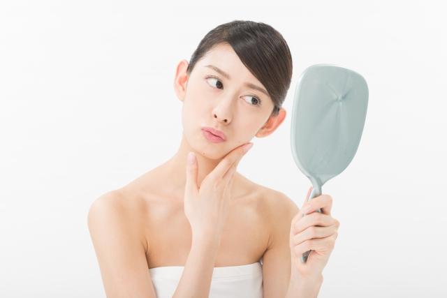 顎に出来るブツブツの大人ニキビの原因