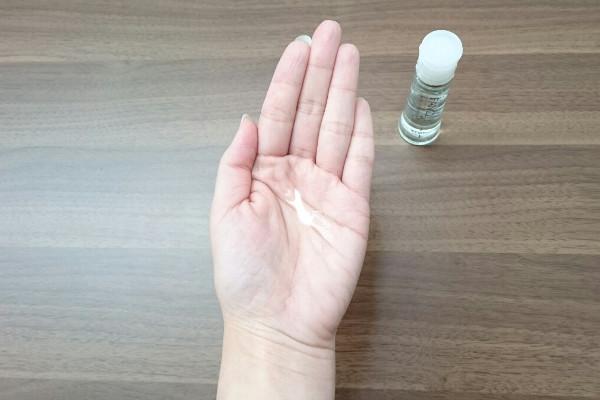 化粧水テクスチャー