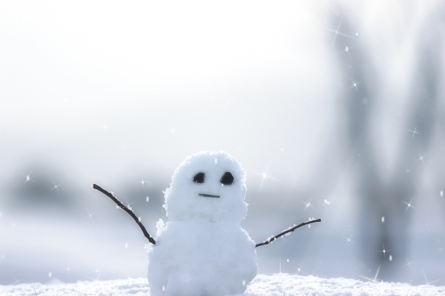 大人ニキビと冬