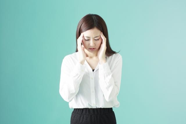 ストレスで出来る大人ニキビが悪化する原因