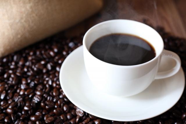 大人ニキビとコーヒー