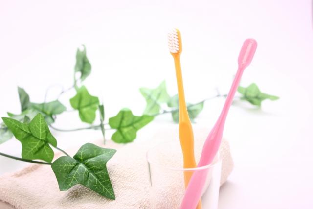歯ブラシの寿命