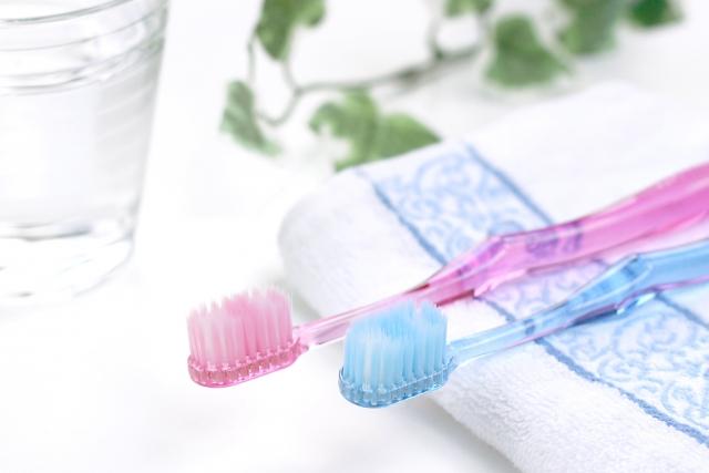 洗浄液だけじゃない歯ブラシの洗浄方法