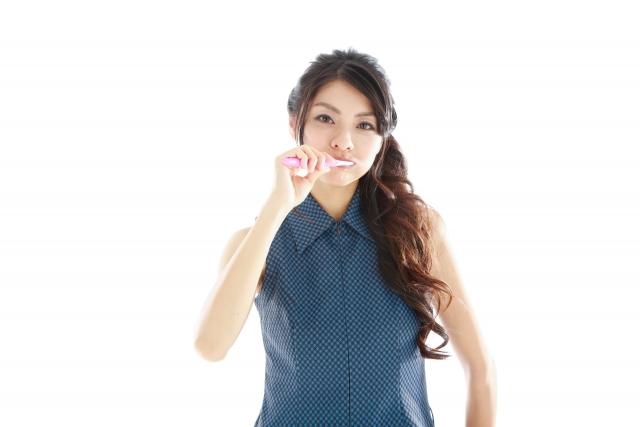 歯磨き粉が悪い