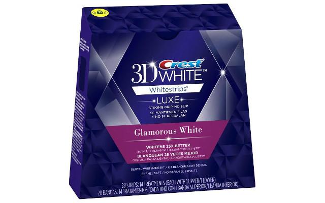 クレスト 3Dホワイト ホワイトストリップ