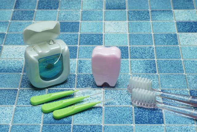 歯磨き粉の持ち歩き